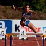 Ainhoa Moya: «La mayor dificultad ha sido no tener las instalaciones necesarias para entrenar en Mula»