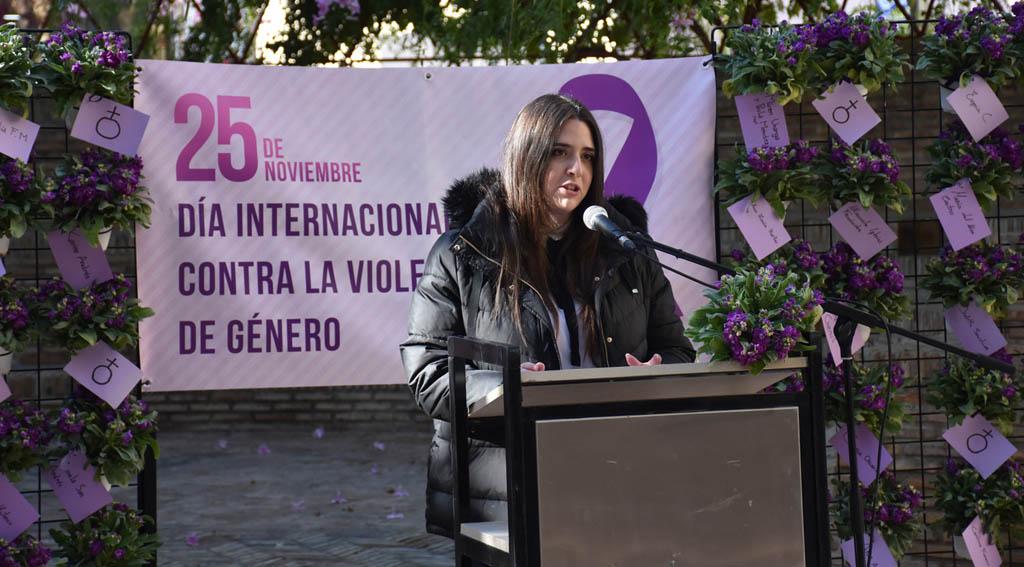 El Ayuntamiento de Calasparra se suma a los actos celebrados este 25N Día Internacional para la Eliminación de la Violencia sobre la Mujer