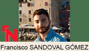Colaborador Francisco Sandoval Gómez