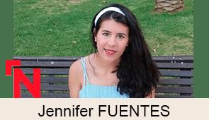 Colaboradora Jennifer Fuentes