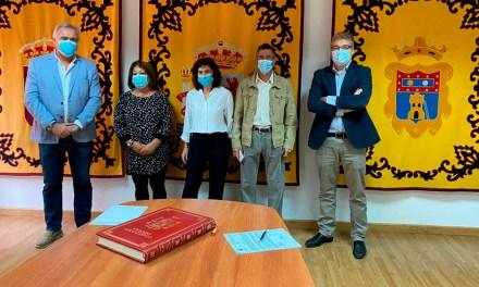 Laura Guillén López ha tomado posesión como interventora interina del Ayuntamiento de Moratalla