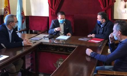Mula pide a la Dirección General de Unión Europa apoyo en la consecución de fondos para la ejecución de actuaciones del Proyecto Kairós
