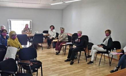 La Concejalía de la Mujer y las asociaciones de de Cehegín se reúnen para planificar el 25 N