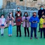 Entrega de premios en Cehegín del concurso de relatos sobre el Día Internacional de la Eliminación de la Violencia contra las mujeres