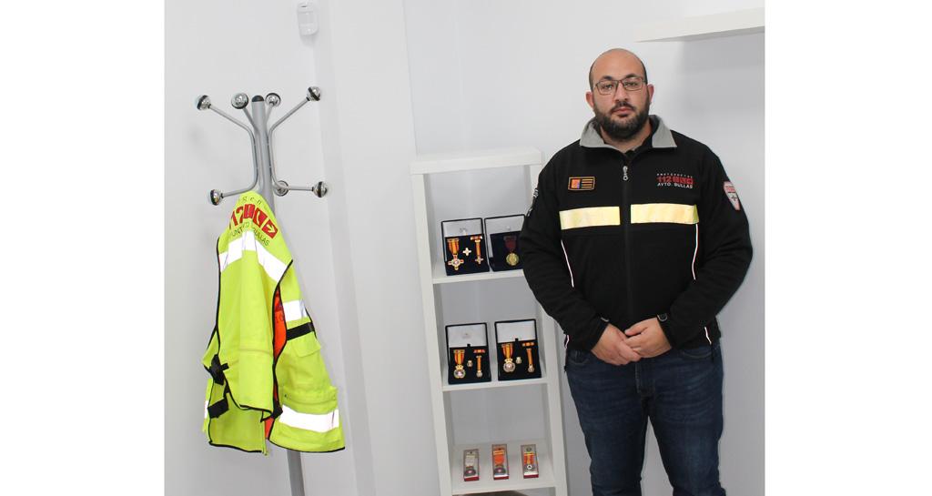 Voluntarios de Protección Civil: imprescindibles aunque anónimos