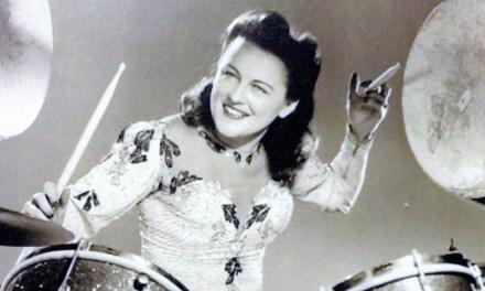 Fallece la gran baterista Viola Smith, con 107 años, a causa del Alzheimer
