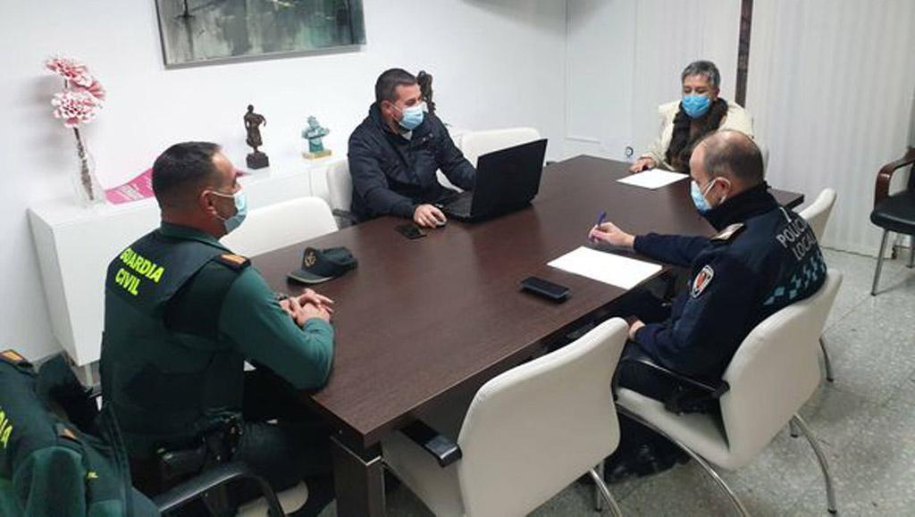 La Mesa de Coordinación Local de Calasparra ha determinado decretar el cierre temporal de toda la actividad municipal no esencial