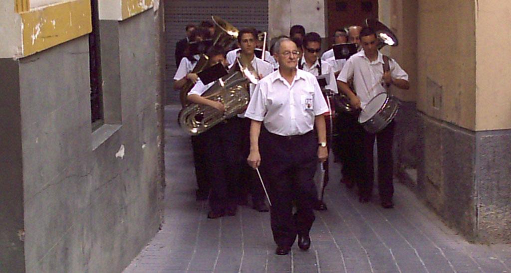 El Maestro de Música
