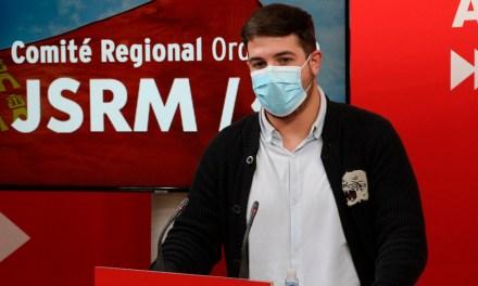 Juventudes Socialistas de la Región de Murcia piden a la consejería de Salud que emita un informe avalando la presencialidad de los exámenes en la Universidad de Murcia