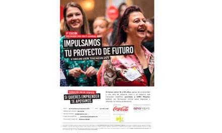 5ª Edición del Proyecto GIRA MUJERES COCA-COLA