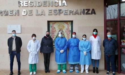 Calasparra recibe las primeras vacunas frente a la COVID19