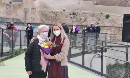 El Ayuntamiento de Cehegín rinde homenaje a las mujeres  que han llevado más de 25 años en el mundo del comercio de la localidad