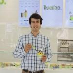 Antonio Fernández, director de Expansión y Yogurterías propias de llaollao: «A nivel nacional mi objetivo es triplicar el número de yogurterías en los próximos tres años»