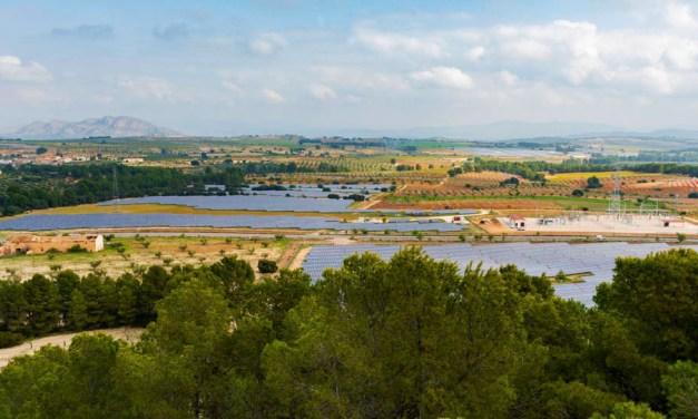 Macroplantas solares fotovoltaicas