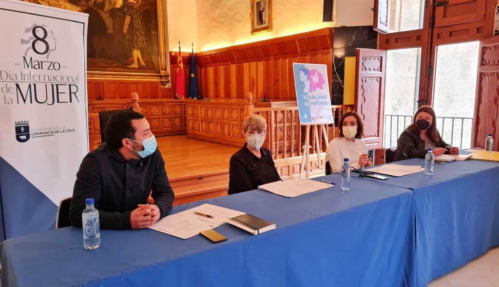 El Ayuntamiento de Caravaca comienza el proceso participativo para elaborar el nuevo Plan Municipal de Igualdad