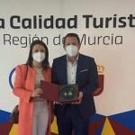 La Región recibirá en Fitur el premio como mejor destino de calidad turística