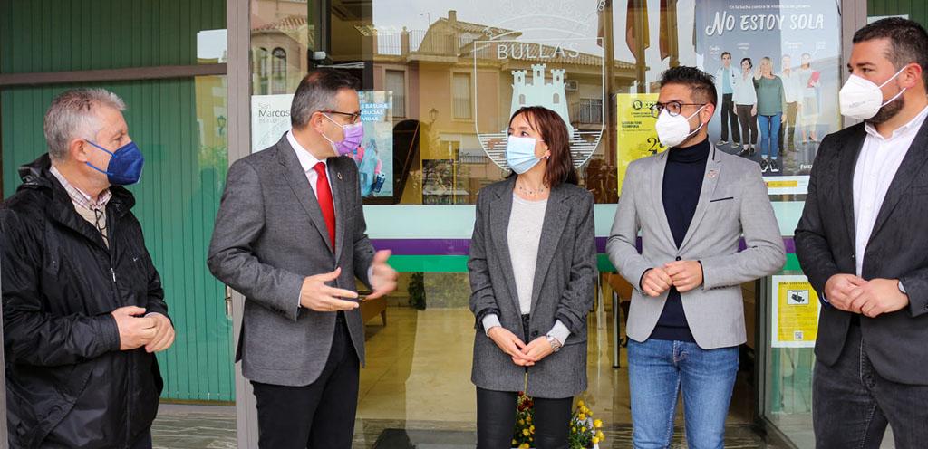 El Partido Socialista critica que los vecinos de Bullas, Calasparra y Moratalla deban desplazarse a Cehegín para la vacunación