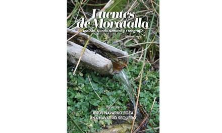 """Publicada la obra """"Fuentes de Moratalla. Índices, mundo natural y etnografía"""", de Jesús Navarro Egea y Ana Navarro Sequero"""