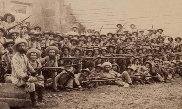 Noroeste y Mula en la Guerra de Cuba (1895 – 1898)