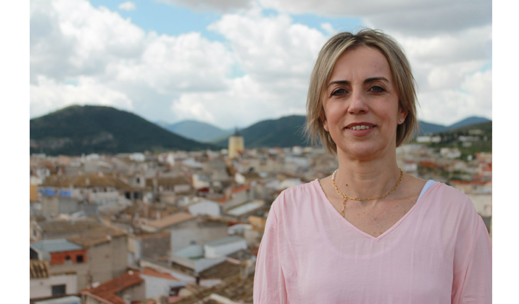 """Águeda Fernández, concejal de Turismo de Bullas: """"'Reino de la Monastrell' es la imagen corporativa que puede distinguir e identificar al Turismo del Vino"""""""