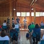 Calasparra acoge la primera jornada 'EDUCAR EN EL PAISAJE. APRENDER EN PAISAJE' de la Región de Murcia