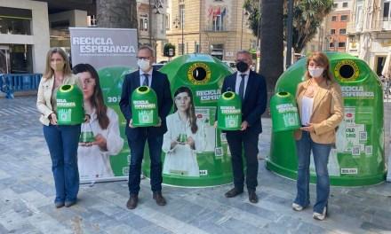 """Ecovidrio pone en marcha """"Recicla Esperanza"""" en pro de la lucha contra el cambio climático y la Covid-19"""