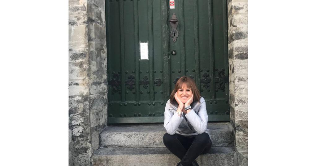 María Jesús Fernández Guillén aprovecha las posibilidades de las redes sociales como recurso educativo