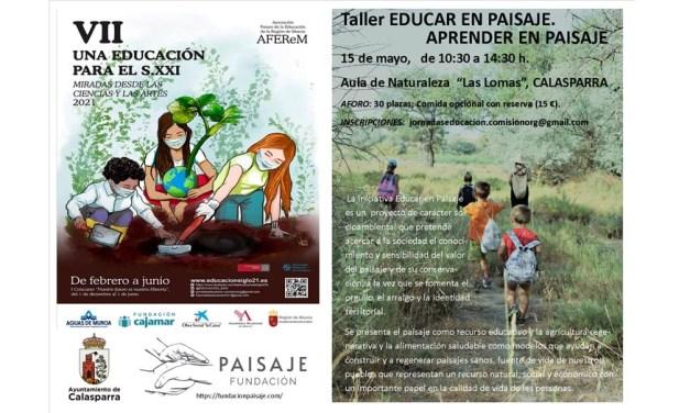 El poder del paisaje como recurso educativo