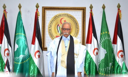 El acoso de Marruecos al presidente saharaui Brahim Ghali