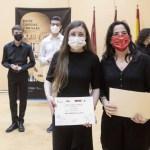 María Martínez Gómez, finalista en Entre Cuerdas y Metales: «En los concursos nunca se pierde…»