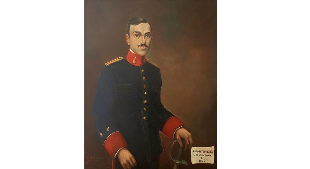 Teniente Flomesta: cien años de su gesta heroica