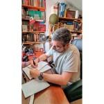 El muleño Manuel Susarte nos descubre su primer libro, 'Atropia'