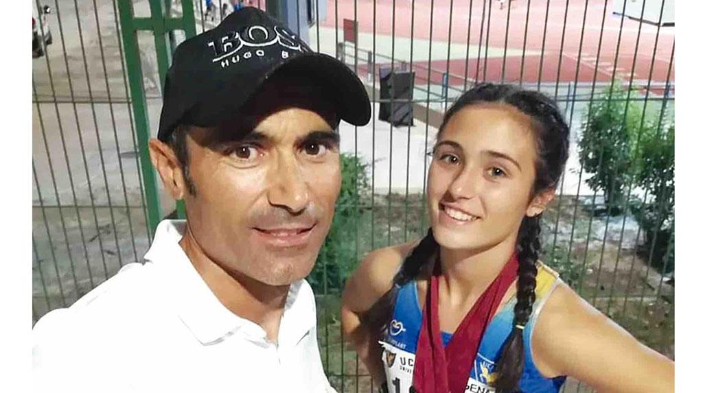 Cierre de temporada para Ainhoa Moya con dos bronces y un oro en Yecla