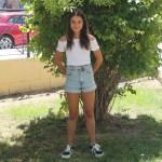 Iris Pumar, pasión por el baloncesto