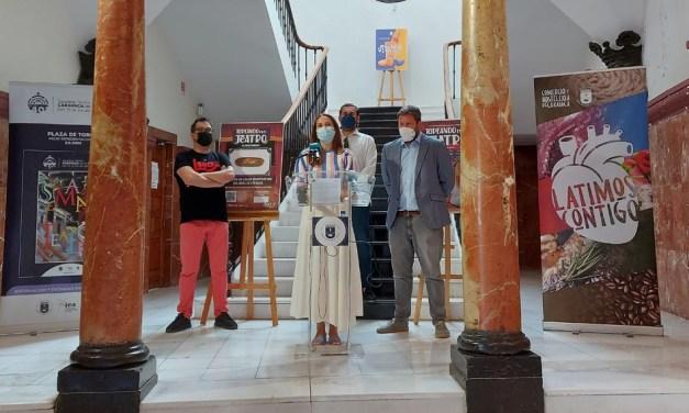 La ruta gastronómica 'Tapeando en el Teatro' se suma a la celebración del 40 aniversario del festival de artes escénicas de Caravaca del 15 al 24 de julio