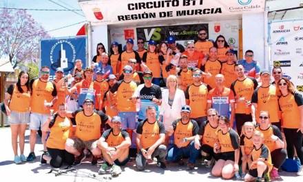Joaquín Pérez, Club Vértices Geodésicos: «Empezamos visitando todos los vértices geodésicos de Murcia»
