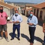 La Comunidad destina 127.000 euros para actuaciones de mejora en diversas zonas de Pliego