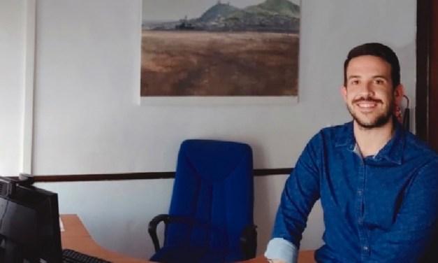 Diego Boluda, concejal de Cultura de Mula: «Cuando grandes artistas te felicitan por la buena organización, es motivo de orgullo»