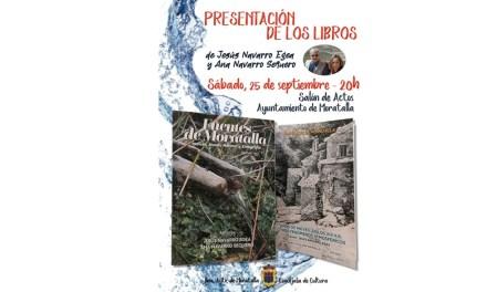 """Este sábado se presenta en Moratalla """"Años de nieves. Siglos XIX-XXI Otros fenómenos atmosféricos"""""""