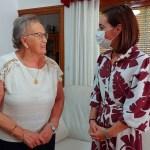 El Ayuntamiento de Caravaca reconoce la trayectoria profesional y personal de Ignacia López Moya como 'Mujer Rural' de 2021