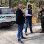 La Comunidad acondiciona el acceso a la garita forestal de 'La Selva', en la sierra de Pedro Ponce, por más de 173.000 euros