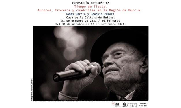 Exposición Fotográfica en Bullas 'Tiempo de fiestas'