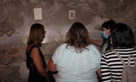 El Museo del Vino acoge la exposición de María Gea 'Poéticas del duelo'