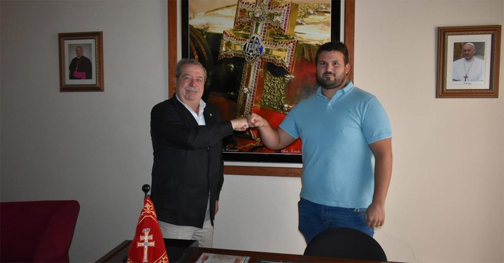 Simón Laborda Giménez, nuevo secretario de la Comisión de Festejos