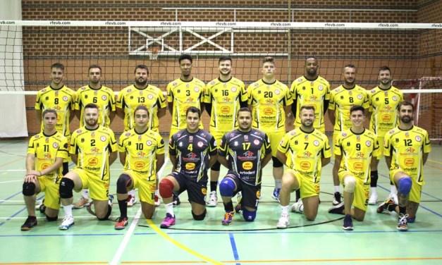 El Club Voleibol Caravaca empieza la temporada 21-22