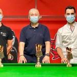 Miguel Ángel Hernández gana el II Open Ciudad de Mula de Snooker