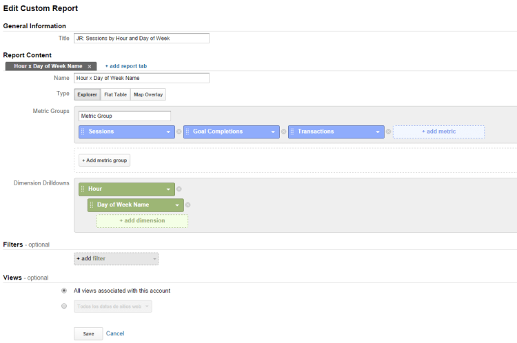 Google Analytics (2)