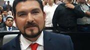 El diputado local, Fernando Escamilla   Foto: Especial