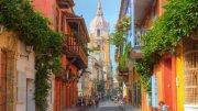 Postal de Cartagena, Colombia | Foto: Especial