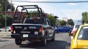 Policía Estatal vigilando las calles | Foto: El Noticiero de Manzanillo